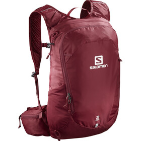 Salomon Trailblazer 20 Rucksack biking red/ebony